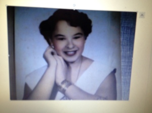 My mom when she was young and before she had all of her six kids :)